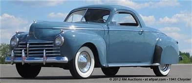 Chrysler Cars 1924 1966