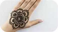 henna tutorial 1 blume