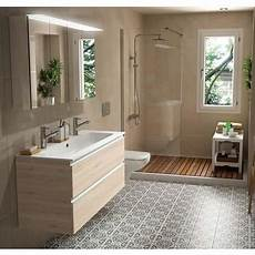 mobili bagno legno naturale mobile bagno sospeso 1200 spirit color legno naturale