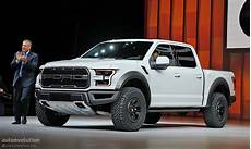 ford f 150 raptor gets a supercrew version in detroit looks awesome autoevolution