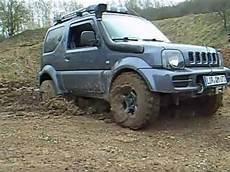 Mud Suzuki Jimny Offroad 2011 03