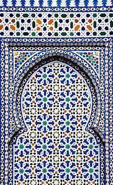 Arabische Muster Malvorlagen Xing Geschichte Der Fliese Marokko Kunstfliesen Islamische