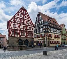deutsches haus michelstadt europe s treasures rothenburg