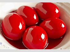 pickled red beet eggs_image