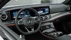 2018 Mercedes E Class Coupe Edition 1 Interior