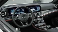 2018 mercedes e class coupe edition 1 interior