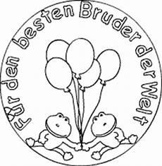 Bruder Ausmalbilder Zum Ausdrucken Muttertag Vatertag Spezial Im Kidsweb De
