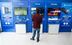 shop ps4 console sony s ps4 hits china but with few the japan times