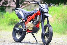 Modifikasi New Megapro Supermoto by Modifikasi Yamaha V Ixion Lighting Mimpi Jadi Nyata