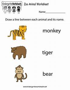 animals worksheets for kindergarten 14059 free zoo animal worksheet for kindergarteners this would be a great worksheet for who