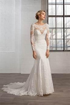 robe de mariée dentelle manches longues robe de mari 233 e manches longues dentelle