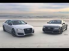 Audi S8 Vs Rs7