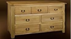 meuble bois massif brut commode bois brut id 233 es de d 233 coration int 233 rieure
