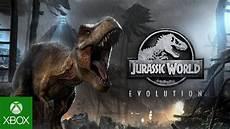 jurassic world evolution xbox one pre order trailer