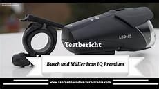 b m ixon iq premium fahrradlicht led fahrradle test
