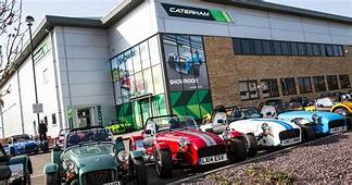 Caterham Cars Opens New Showroom In Crawley  Get Surrey