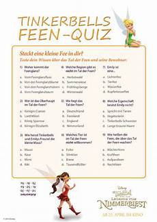 Kostenlose Malvorlagen Zum Ausdrucken Quiz Tinkerbells Feen Quiz