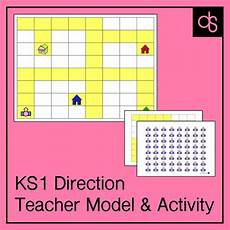 teaching directions ks1 11717 ks1 direction model and pupil activity dsprimary resources activities