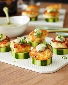häppchen rezepte einfach schnell fisch fingerfood kalt gıda yeme i 231 me ve salata