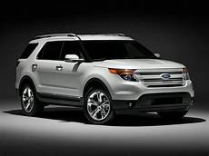 2015 Ford Explorer Price Photos Reviews Features