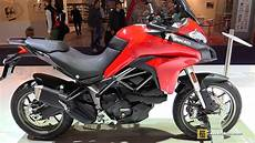 2017 Ducati Multistrada 950 Walkaround Debut At 2016