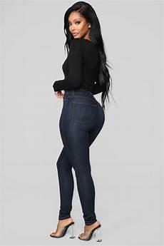 classic high waist denim