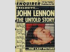 autopsy of john lennon