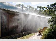 Blaze Control, Bushfire Sprinkler Systems   Fixed Systems