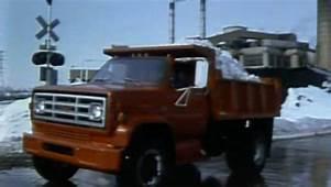 &187 1982 GMC Medium Duty Dump Trucks Manufacturer Promo