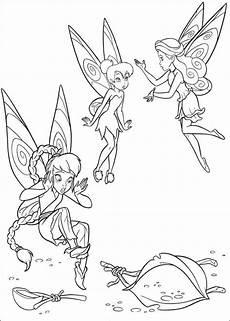 Tinkerbell Malvorlagen N De 58 Ausmalbilder Tinker Bell