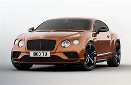 2019 Bentley Continental Gt First Edition Price