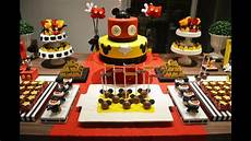 Mickey Mouse Decorations by Mickey Mouse Decorating Ideas