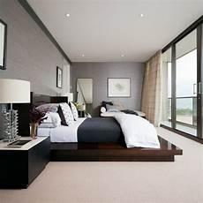 Schlafzimmer Design Grau - schlafzimmer grau ein modernes schlafzimmer interior in
