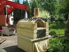 Schamotteonlineshop Holzbackofen Holzbackofen Bausatz