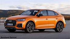 new audi q5 sportback will join the q5 facelift lineup carglancer