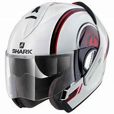 Shark Evoline Series 3 Moov Up Motorcycle Helmet Flip