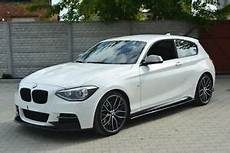 Cup Spoilerlippe Bmw 1er F20 Lippe Spoiler Diffusor