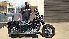 2008 Harley Davidson Softail Crossbones Flstsb 2 1
