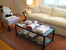 how should a coffee table be what do i put on my coffee table house