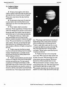 4th grade space science worksheets 13406 education world critical thinking worksheet grades 6 8 science galileo education world