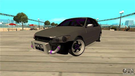 Lexus Is300 Drift