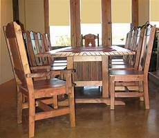 western dining room table arizona ranch dining table