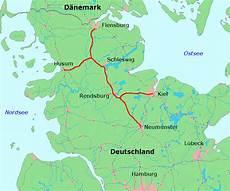 Neum 252 Nster Flensburg Railway