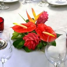 centre de table rond plantationmacintosh