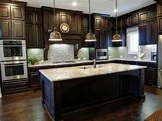 25 traditional dark kitchen cabinets dark wood kitchen cabinets wood floor kitchen dark