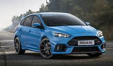 Ford Focus Rs Edition 2017 Revealed New Hatchback