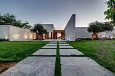 Allée De Jardin Moderne L Architecture De La Villa Contemporaine Archzine Fr
