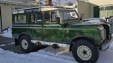 land rover serie 3 land rover series 3 109 restomod 300tdi by