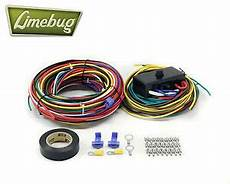 1951 vw bug wiring harness painless vw wiring loom with fuse box t1 beetle buggy bug baja electrical engine harness ebay