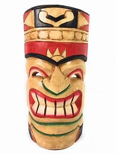 Polynesian Tiki Mask 12 Quot Hawaiian Decor Dpt514330